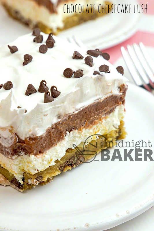 Chocolate Cheesecake Lush