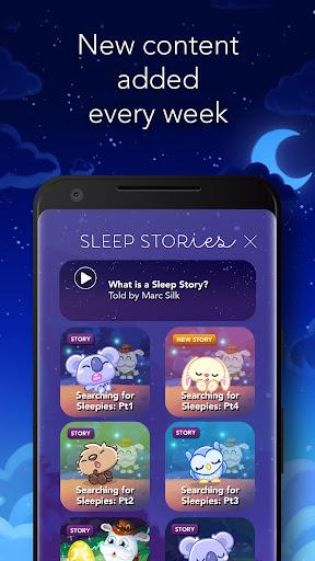 Moshi Twilight Sleep Stories 2.1.0 screenshots 7