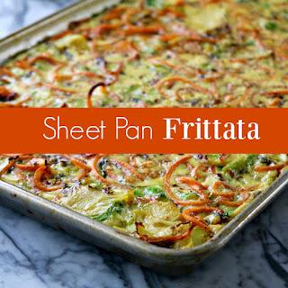 Sweet Potato Frittata Recipes