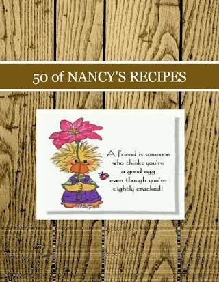 50  of  NANCY'S   RECIPES