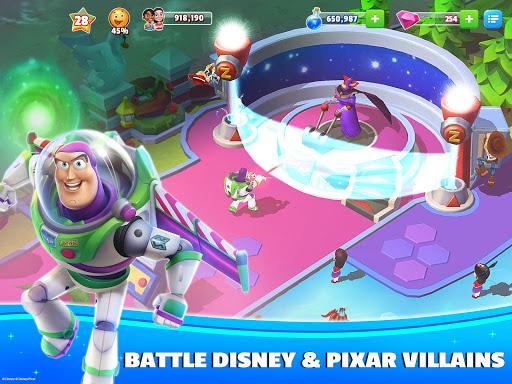 Disney Magic Kingdoms: Build Your Own Magical Park 3.6.0i screenshots 11