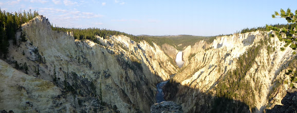 Photo: Panorama of the canyon