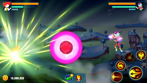 Stick Z: Super Dragon Fight - screenshot