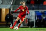 Flames in het buitenland: Justine Vanhaevermaet helpt LSK Kvinner met assist aan driepunter