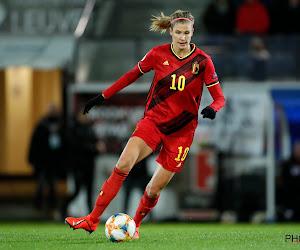 Eerste basisplaats, eerste doelpunt: Justine Vanhaevermaet helpt haar team aan spectaculaire comeback in Noorwegen