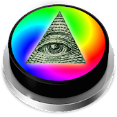 Illuminati Button: Mystery Sound icon