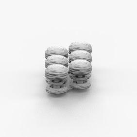Nuclear Mushroom x6