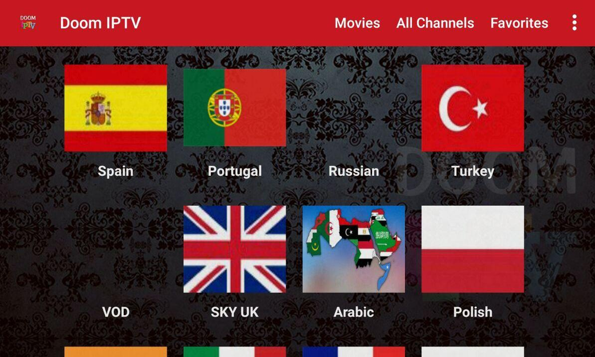 Doom-IPTV – (Android Apps) — AppAgg