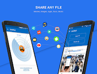 screenshot of Share Files & Send Anywhere - SHAREall