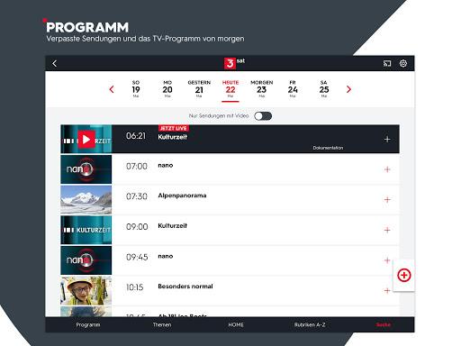 3sat-Mediathek screenshot 10
