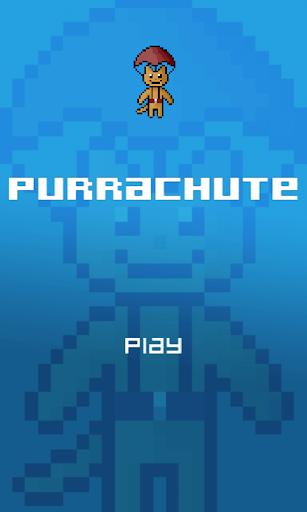 Purrachute