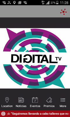 Digital Tv - screenshot