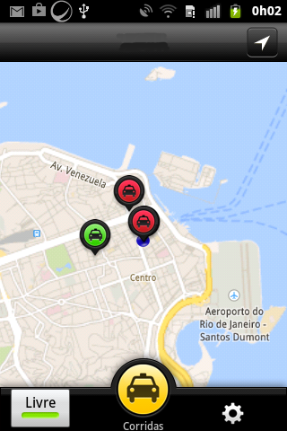 Eu curto taxi - Taxista 9.6 screenshots 1