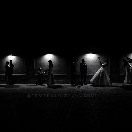 Wedding photographer Temerlan Zhunusov (Temerlanus). Photo of 25.08.2017