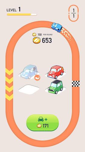 Car Merger Android App Screenshot