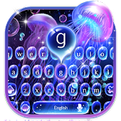 Lucid Jellyfish Keyboard Theme