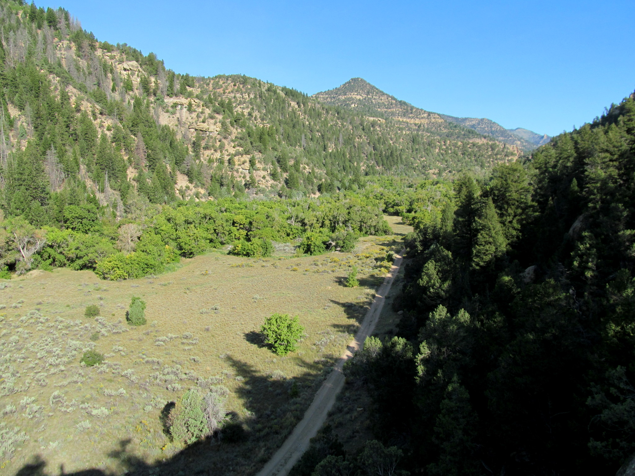 Photo: Range Creek Canyon