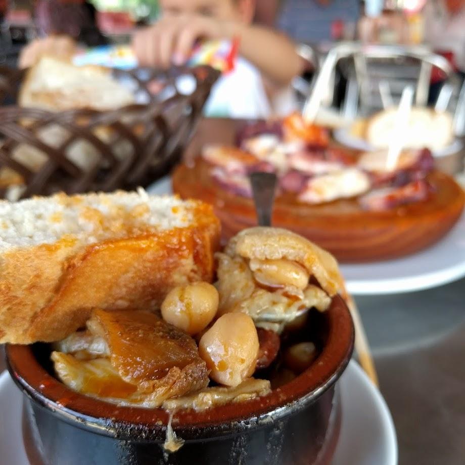 Foto Las Cuevas Cafetería 7