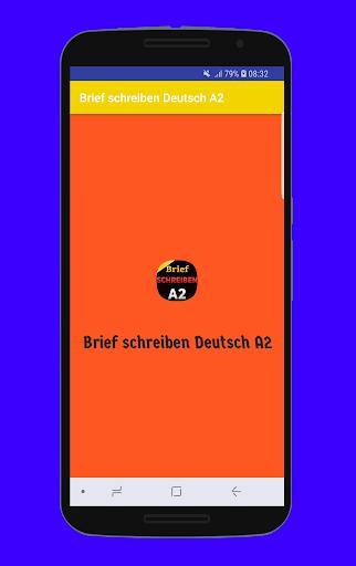 Download Brief Schreiben Deutsch A2 On Pc Mac With Appkiwi Apk