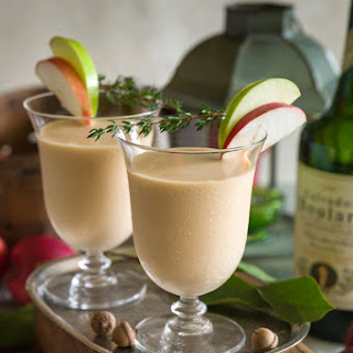 Chai Normandy Cocktail.