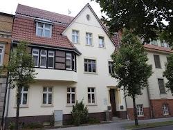 Hoyerswerda Konrad-Zuse-Stadt unterwegs in der Lausitz