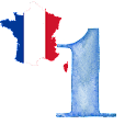 learn French numbers game icon