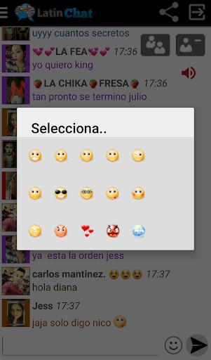 laton chatrooms Chat de usa, chatear con latinos de estados unidos de forma gratuita chat en español para americanos, disfruta conociendo mujeres y hombres de tu ciudad.
