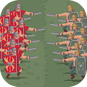 Centur.io - Rome Vs Barbarians Multiplayer Game Android APK Download Free By AlONE Games