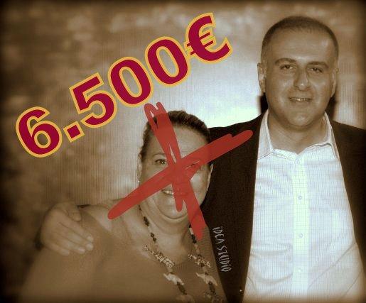 """Δ.ΜΑΡΚΟΥ: 6.550€ θα πληρώσουμε τη """"νύφη"""" του"""