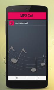 MP3 Cutter & Merger Mod 1.6 Apk [Pro Features Unlocked] 4