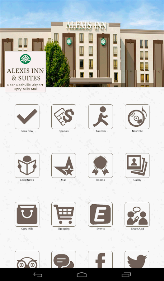 Alexis Inn & Suites- screenshot