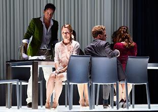 """Photo: WIEN/ Theater in der Josefstadt: """"VOR SONNENUNTERGANG"""" von Gerhard Hauptmann. Premiere 3.9.2015. Copyright: Barbara Zeininger"""