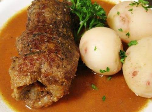 Dampfkartoffeln (boiled Potatoes The German Way)