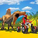 Atv Bike Dino Adventure 3D icon