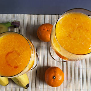 Banana Carrot Juice Recipes.