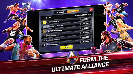 WWE Mayhem App Latest Version Download For Android and iPhone 1