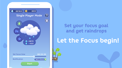 Download Focus Plant - Stay Focused Focus Timer Study Timer 1.2 2