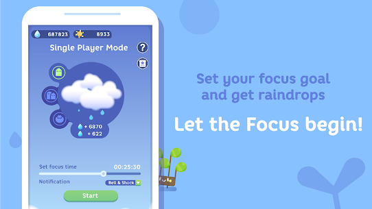 Focus Plant – Stay Focused, Study Timer, Focus App MOD (Premium) 2