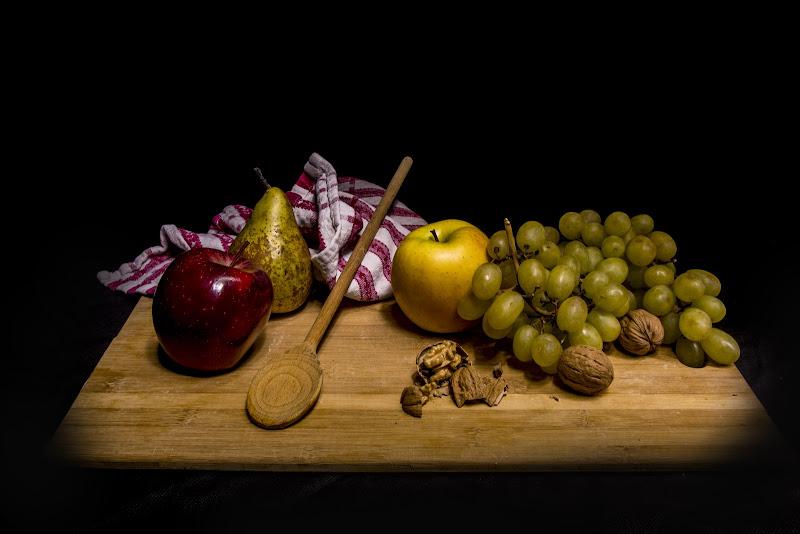 Caos di frutta ordinata. di Cperso