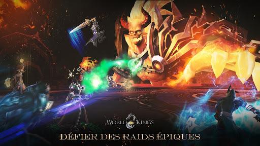 World of Kings  captures d'u00e9cran 1