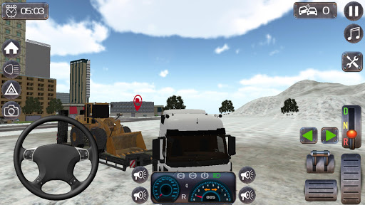 Truck Tractor Simulator 2019 modavailable screenshots 4