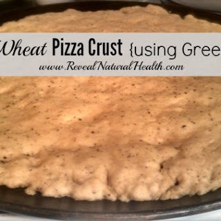 Whole Wheat Pizza Crust with Greek Yogurt