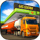 Oil Tanker Truck Driver 3D - Free Truck Games 2019 - Androidアプリ