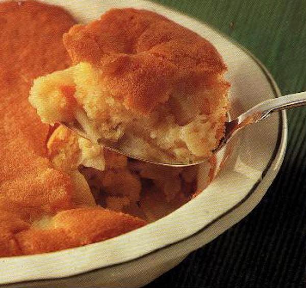 Virginia Apple Pudding Recipe