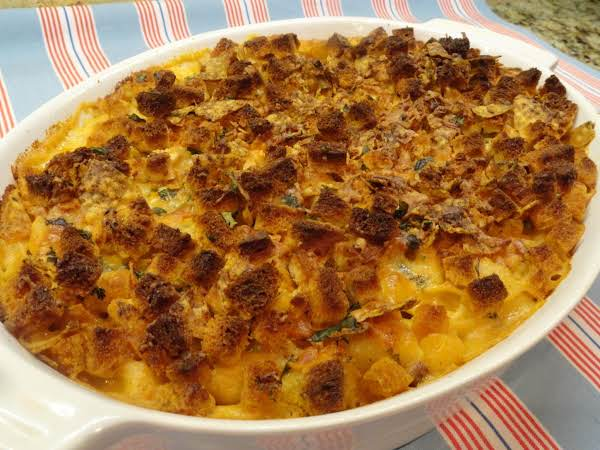 Southwest Mac And Cheese Recipe