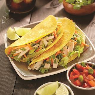 Gluten-Free Soft Turkey Tacos.