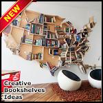 Creative Bookshelves Ideas Icon