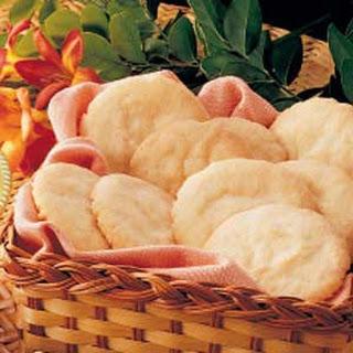 Crisp Lemon Sugar Cookies
