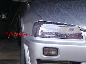 スカイライン ER34 25GT-X(のんターボ) のカスタム事例画像 S☆KENさんの2020年01月13日22:24の投稿