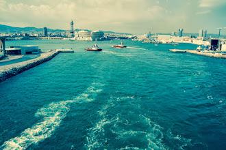 Photo: Puerto Barcelona
